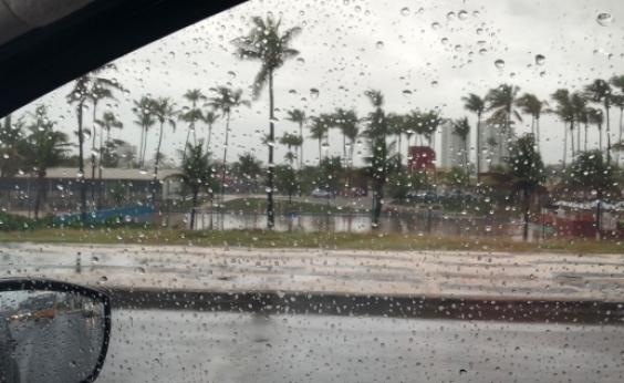 Operação Chuva: Codesal registra 11 ocorrências neste sábado