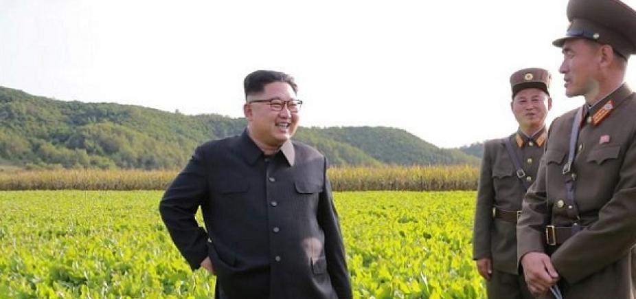 [Coreia do Norte suspende testes nucleares e lançamento de mísseis intercontinentais]