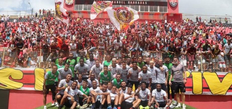 [CBF define data e horário do jogo entre Vitória e Corinthians pela da Copa do Brasil]
