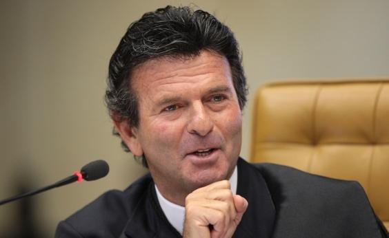 Ministro Luiz Fux deixa TSE em agosto