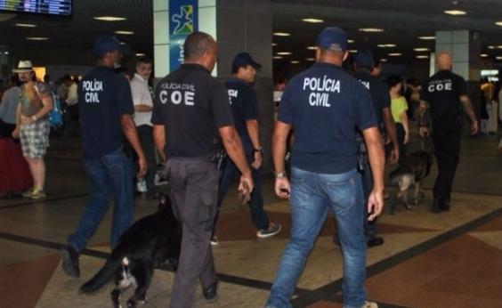 Concurso da Polícia Civil tem 50 mil inscritos em Salvador