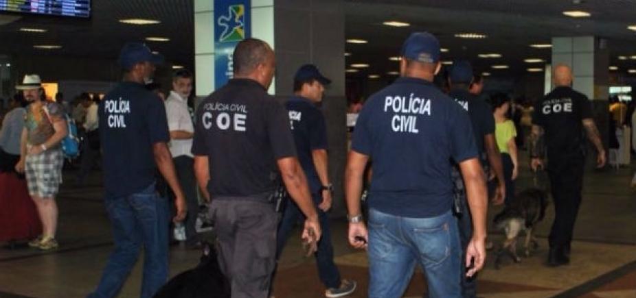 [Concurso da Polícia Civil tem 50 mil inscritos em Salvador ]