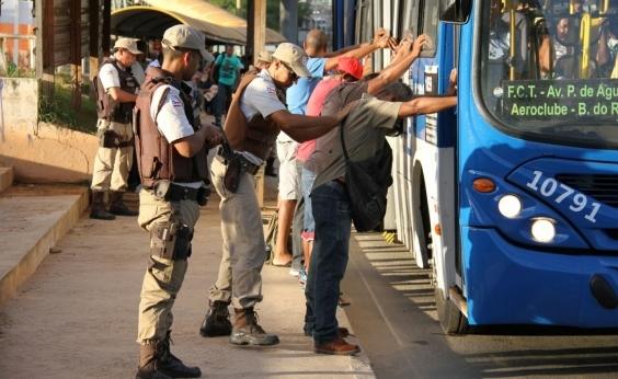 [Blitze: primeiro trimestre tem 6 mil detidos e mais de 2 mil armas apreendidas pela PM]