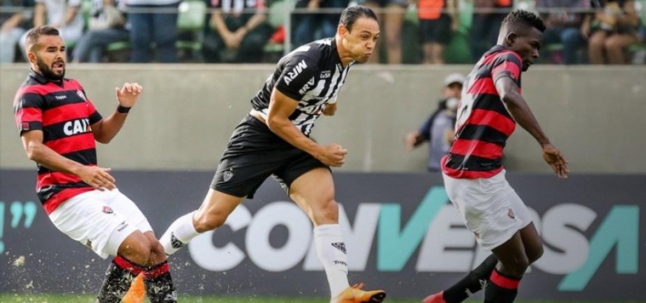 [Vitória joga mal e perde para o Atlético-MG por 2 a 1]