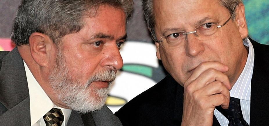 [Lula e Dirceu têm de pagar mais de R$ 27 mi para progredir pena ]