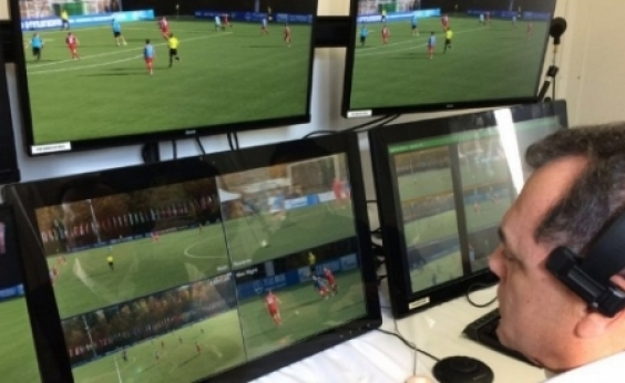 Árbitro de vídeo na Copa do Brasil vai custar R$ 700 mil