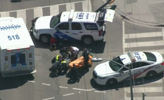 Agência confirma morte de cinco pessoas atropeladas em Toronto
