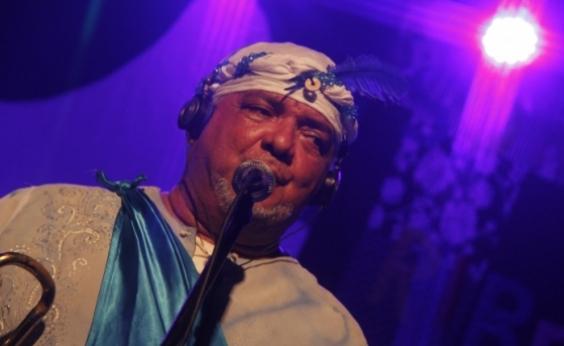 Ensaios do cantor Gerônimo, no Pelourinho, são suspensos temporariamente