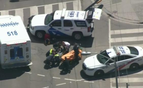 Atualização: Nove pessoas morreram em atropelamento em Toronto