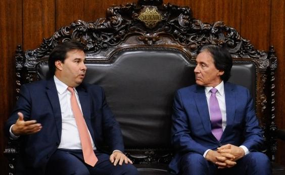 Presidentes da Câmara e Senado foram avisados sobre ações da PF