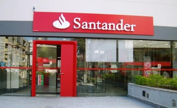 Santander anuncia aumento de lucro global de 10% no 1º trimestre