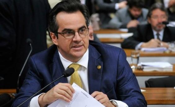 Em tour na Europa, Ciro Nogueira diz a advogado para ficar ʹ100% tranquiloʹ