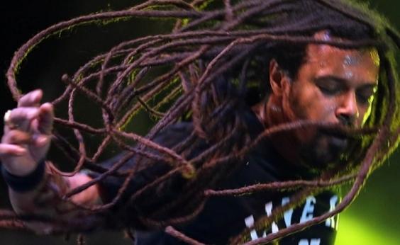 Após fim dʹO Rappa, Falcão grava 1º disco solo