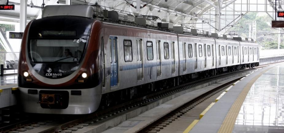 [Estação do metrô do aeroporto será inaugurada na próxima quinta-feira]