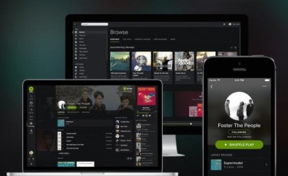Receita com streaming de música supera vendas físicas