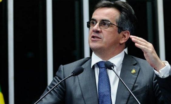 Polícia Federal apreende R$ 200 mil na casa de Ciro Nogueira