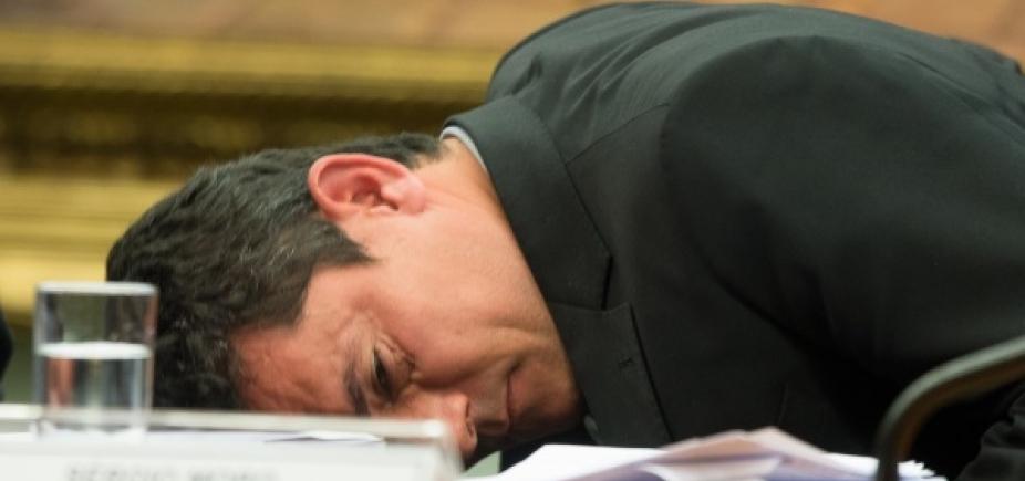 [STF tira de Moro trechos de delação da Odebrecht sobre Lula]