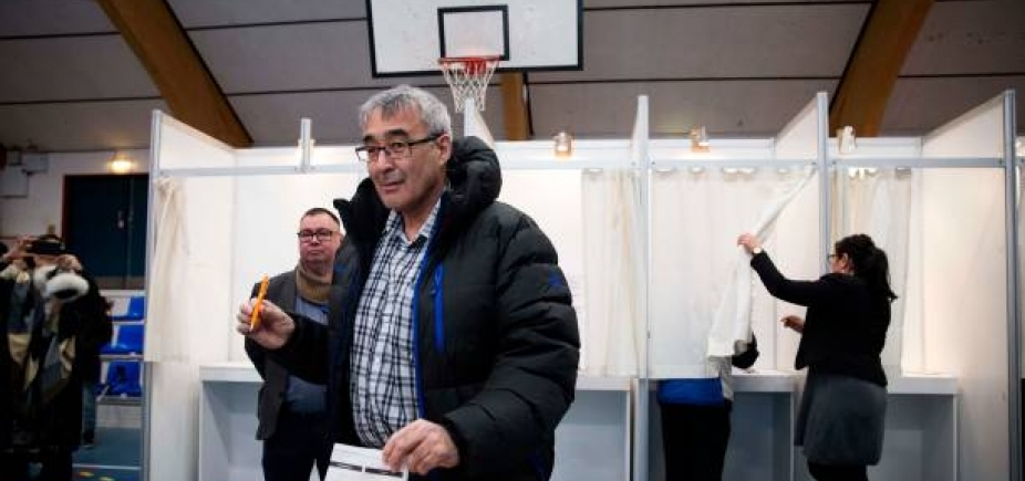 [Eleição na Groenlândia deve decidir independência da Dinamarca]