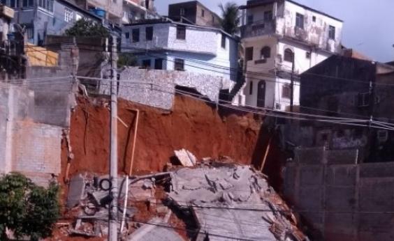 Defesa Civil de Salvador registra 179 ocorrências nesta terça-feira