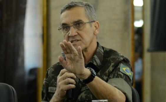 General Eduardo Villas Bôas é internado em Brasília