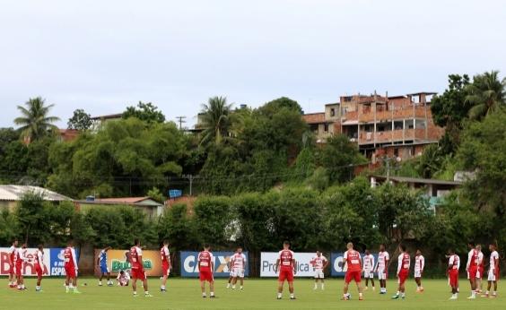 Sem quatro titulares, Bahia relaciona 20 atletas para enfrenta o Botafogo-PB