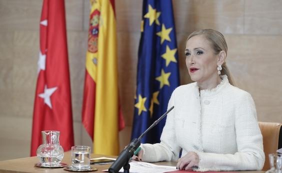 Governadora de Madri renuncia depois de escândalo