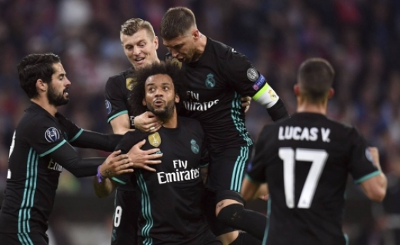 Champions: Real vence Bayern de virada por 2 a 1 fora de casa