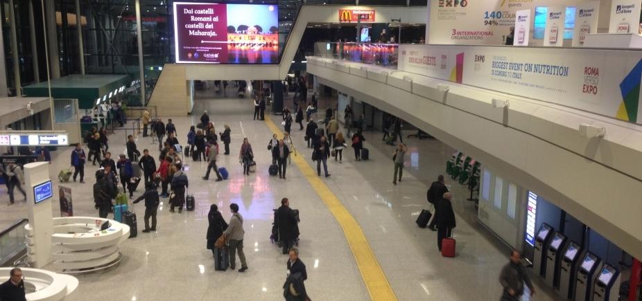 [Gastos de brasileiros no exterior cresceram 10,2% no 1º semestre]
