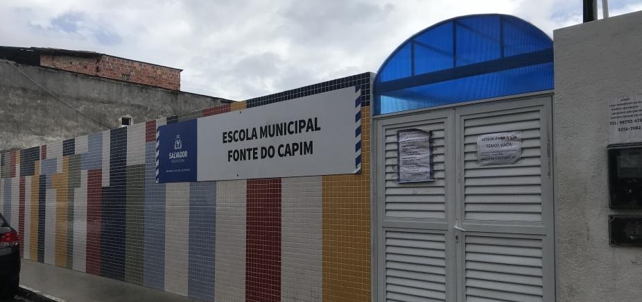 [Escolas municipais reformadas acumulam rachaduras e vazamentos ]