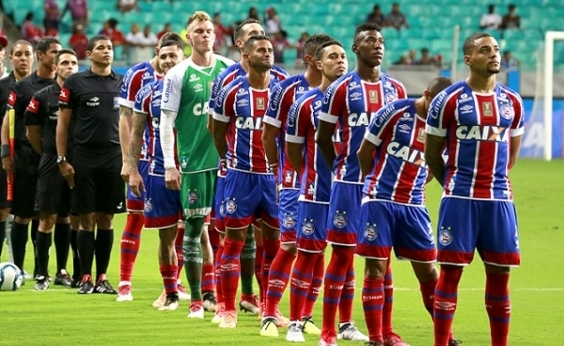 Conmebol altera data do 2º jogo entre Bahia e Blooming pela Copa Sul-Americana