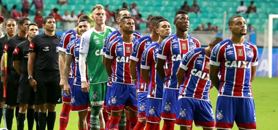 [Conmebol altera data do 2º jogo entre Bahia e Blooming pela Copa Sul-Americana]
