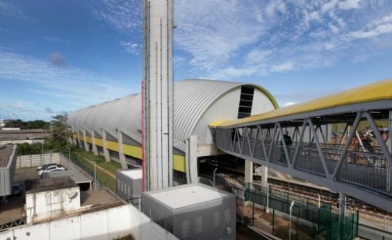 Estação Aeroporto do metrô inicia operação após cerimônia de inauguração