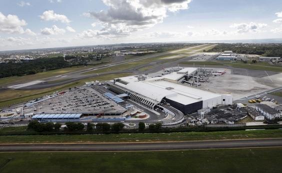 Aeroporto de Salvador sobe no ranking de satisfação do passageiro