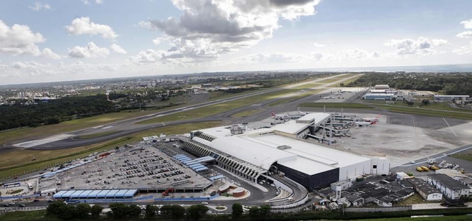 [Aeroporto de Salvador sobe no ranking de satisfação do passageiro]