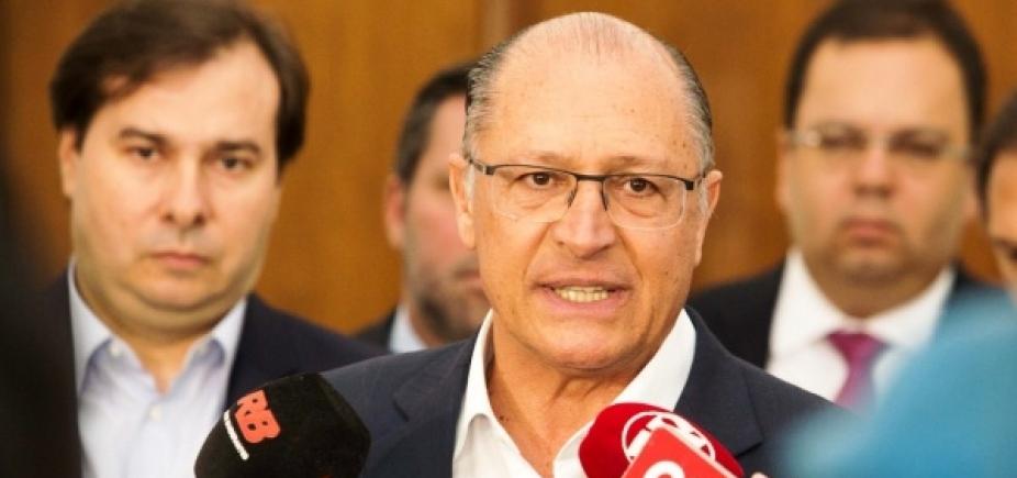 [Aliado de Alckmin articula manifesto por união do centro]