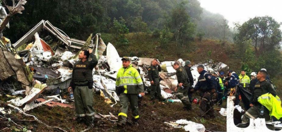 [Relatório aponta que tripulação do voo da Chape ignorou sinal de emergência]