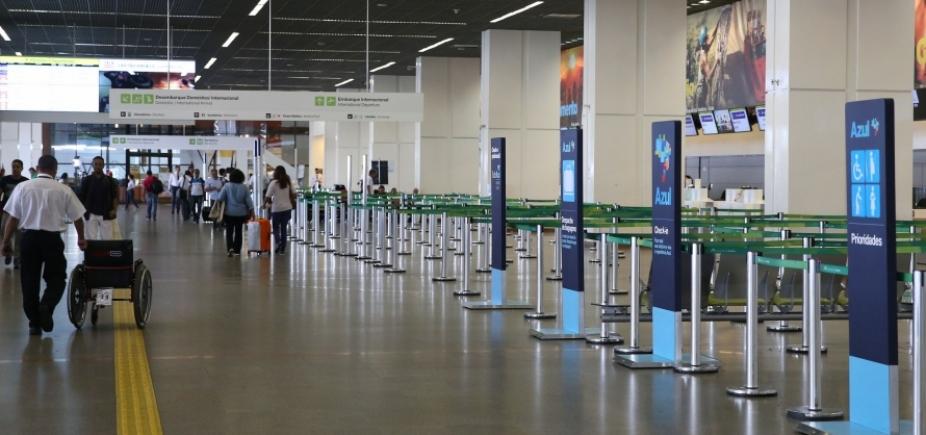 [Lance mínimo no leilão de 13 aeroportos do país será de R$ 1,1 bilhão ]