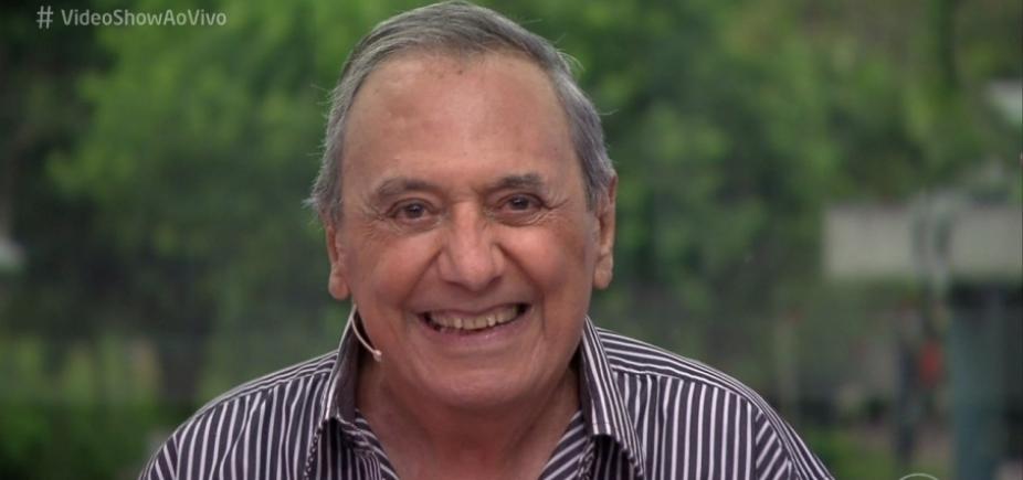 [Morre o ator e humorista Agildo Ribeiro, aos 86 anos ]