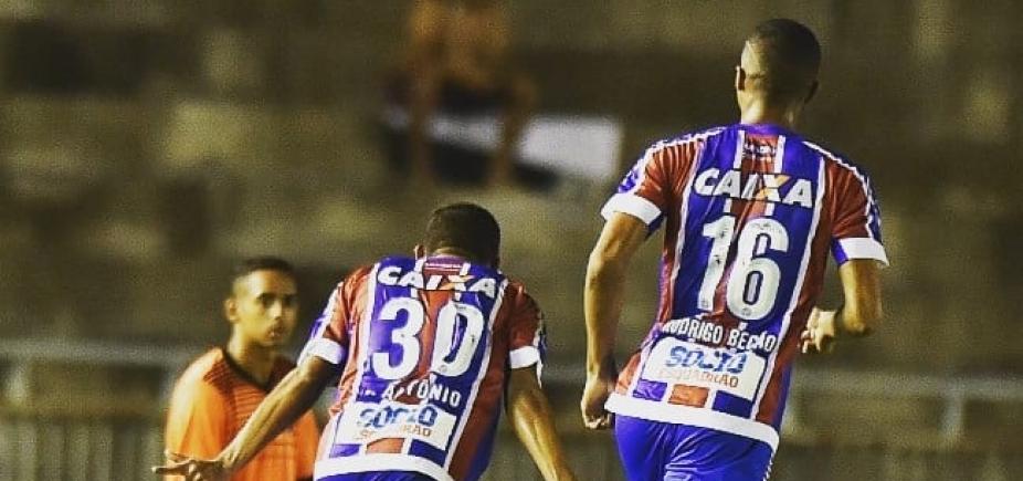 [Com 3 desfalques, Bahia enfrenta Atlético-PR pelo Brasileirão]