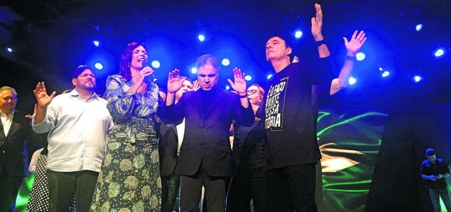 [Eleições 2018: Meirelles, Maia e Flávio Rocha miram eleitores evangélicos ]