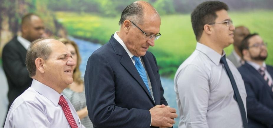 [Alckmin começa a desenhar estratégia para o Nordeste]