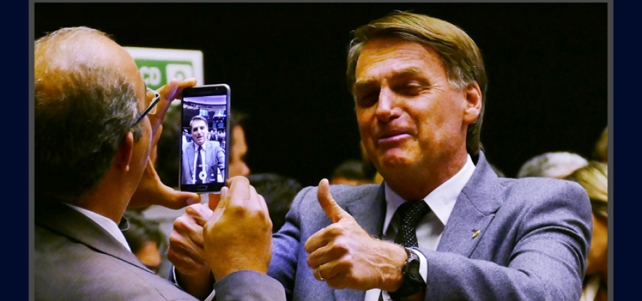 [Ruralistas preferem Bolsonaro e criticam Alckmin]