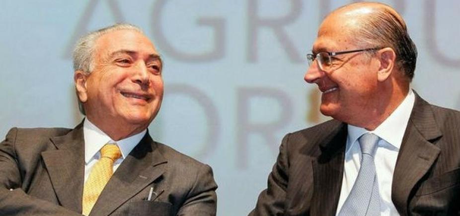 [Possível aliança com Temer assusta apoiadores de Alckmin ]