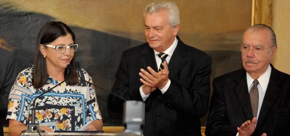 [Roseana Sarney tentará 5º mandato no Maranhão]