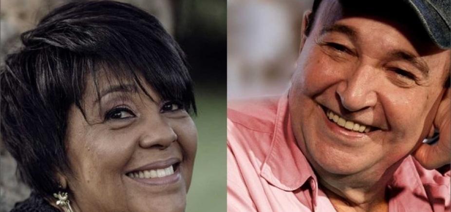 [João Donato e Rosa Passos fazem show juntos em Salvador]
