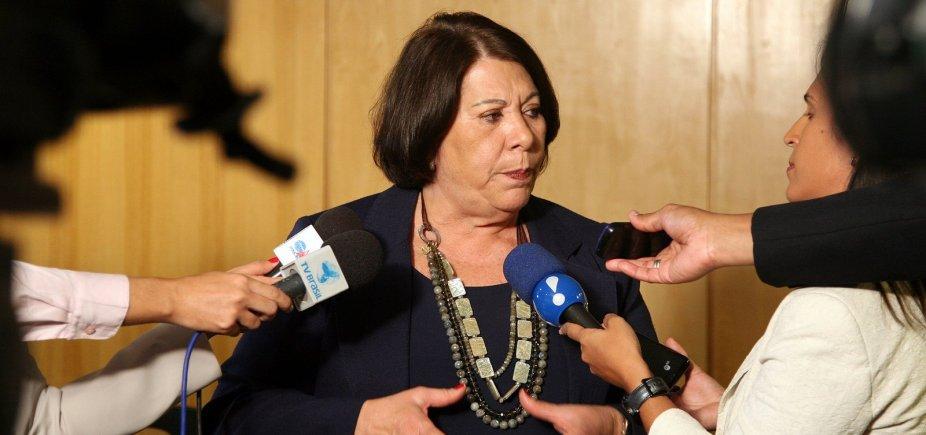 [Rede quer convencer Eliana Calmon ser candidata a deputada]