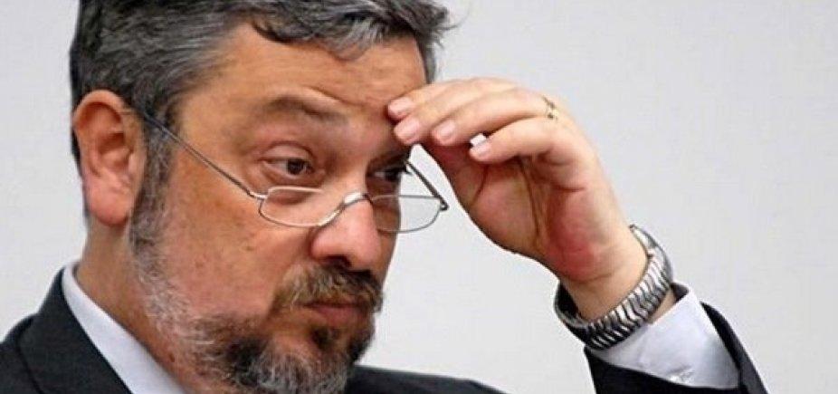 [PF manda delação do ex-ministro Palocci para validação pelo TRF-4 ]