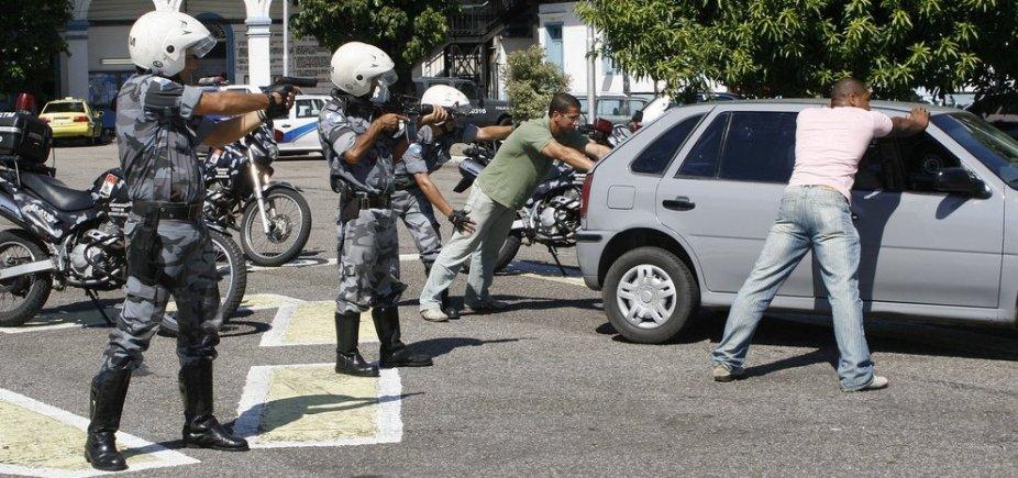 [Policial militar é preso no Rio de Janeiro com carga roubada]