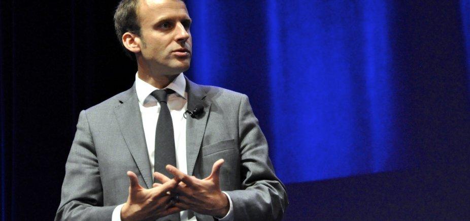 [Presidente da França chama mulher de premiê australiano de 'deliciosa']