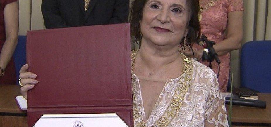 [Morre Suzana Alice Marcelino Cardoso, professora emérita da Ufba]